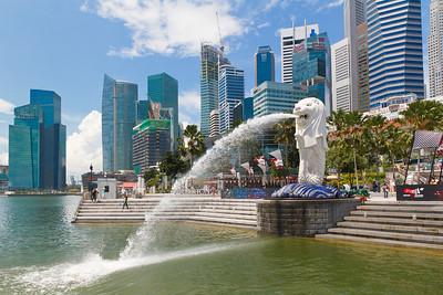 Singapore/ Sentosa Island - Utopian Life?