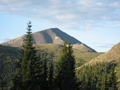 Mount Massive 2010