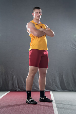 ISU T&F photoshoot 11/06/19