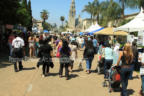 Earth Day San Diego 2011