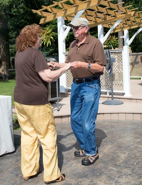 Mam and Badge Dancing 2.jpg