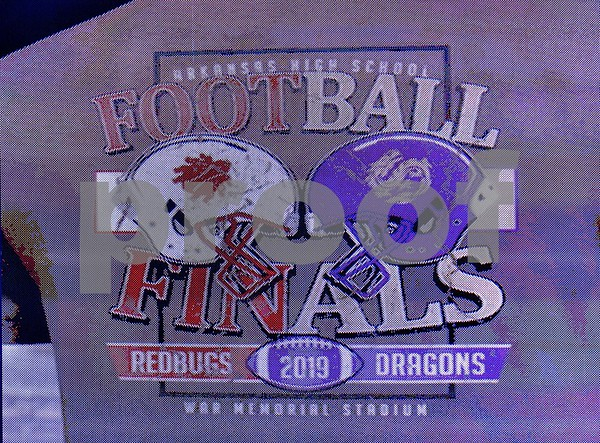 Fordyce vs Junction City 2A Football Final