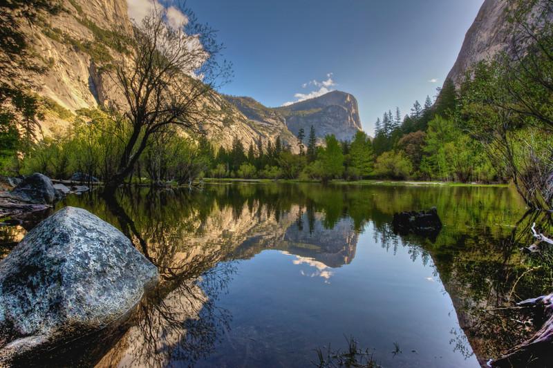 Mirror Lake - Spring '10