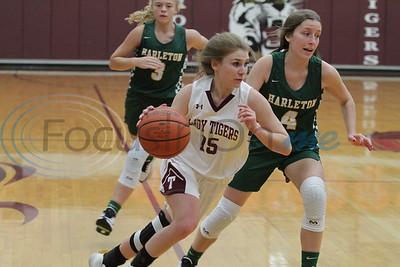 Troup High School Women's Basketball vs Harleton High School by Joey Corbett