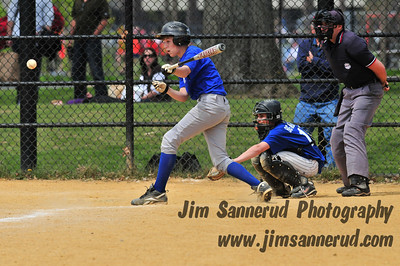 White Plains Mets vs. LM - NY Sports Club