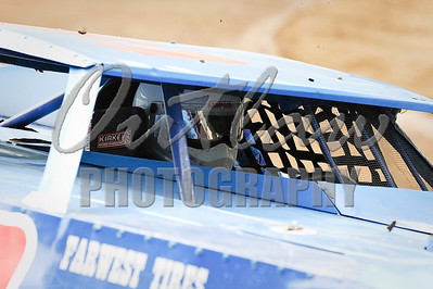 Coos Bay Speedway - Dirt Oval - June 13, 2009