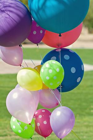 Callie 1st Birthday