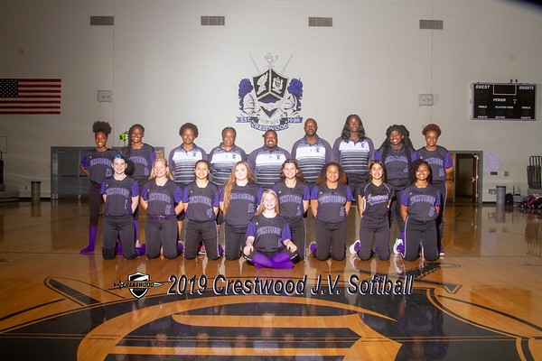 2019 JV Softball