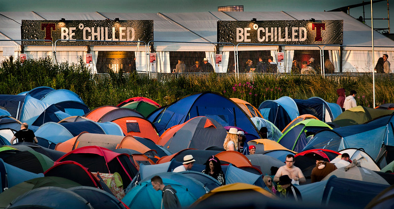 IT'S TIME FOR T! The sun shone on Balado today as the first campers arrived for T in the Park 2014. A daily crowd of 85,000 T in the Parkers are getting ready to mark the end of an era at Balado as the festival bids farewell to its much-loved Kinross-shire home. Headliners Biffy Clyro, Calvin Harrisand Arctic Monkeysplus Paolo Nutini, Pharrell Williams,Paul Weller, Steve Angello and loads more will perform at T in the Park over 11th – 13th July. There's still time for fans to get their hands on the last few remaining tickets from www.tinthepark.com.