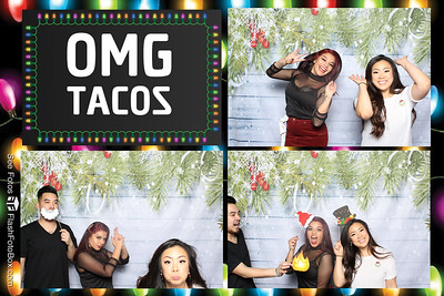OMG Taco Holiday Party - December 24, 2019