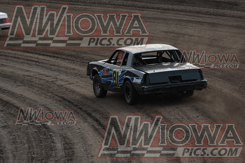 Rapid Speedway - Dave Mulder Memorial - 8 - 6 - 2021
