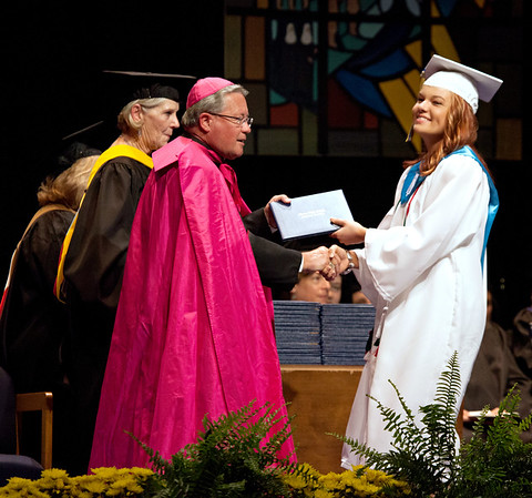 2016 Mercy Graduation