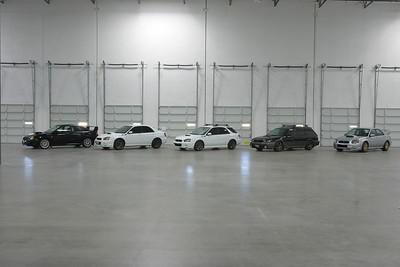 Subarus