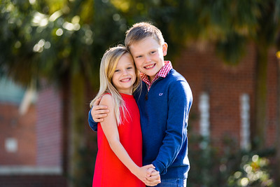 Waterworks Park- Holiday Family Session