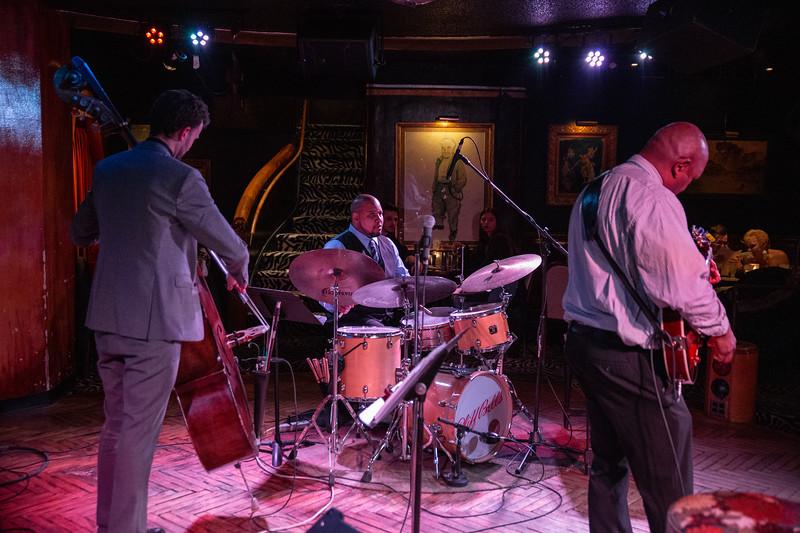 2019 Feb 22, Nathan Brown Trio - Detroit: Joe Alcodray