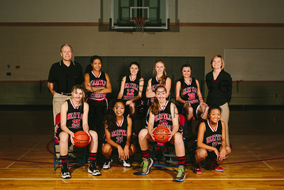 HS Girls JV Basketball