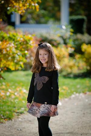 Cintia Family Photos - Sayen Gardens October 2015