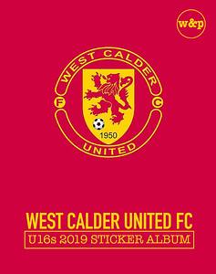 west calder united fc u16s