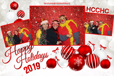 HCCHC Holiday Party 2019