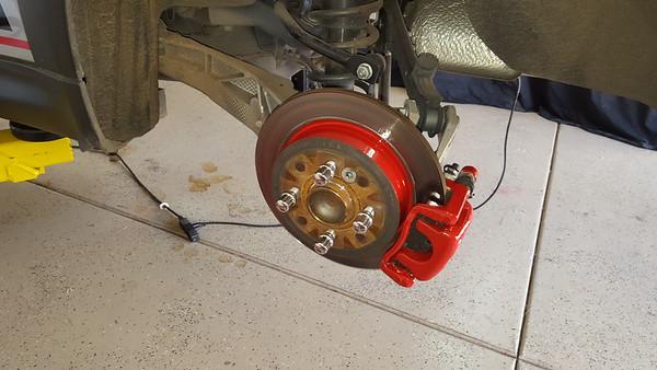 Mini Cooper Brakes