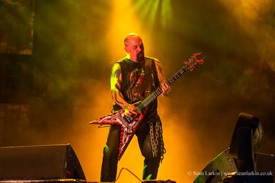 Slayer - Bloodstock Festival 2016
