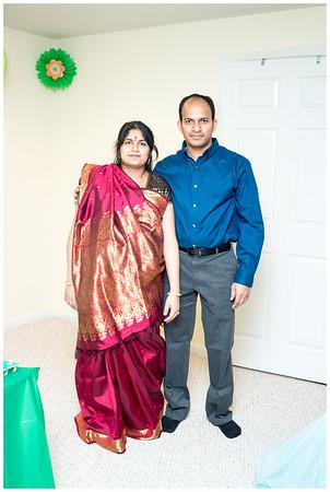 Deepika & Praveen Baby Shower