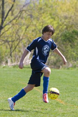 U13 Boys Spring 2013 Game4