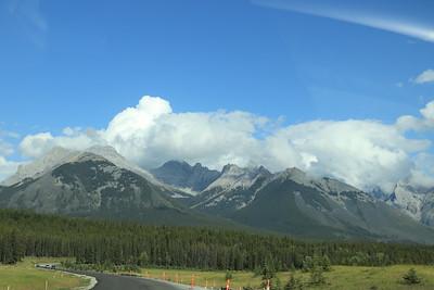 Banff, Lake Louise, Columbia Ice Field and Jasper