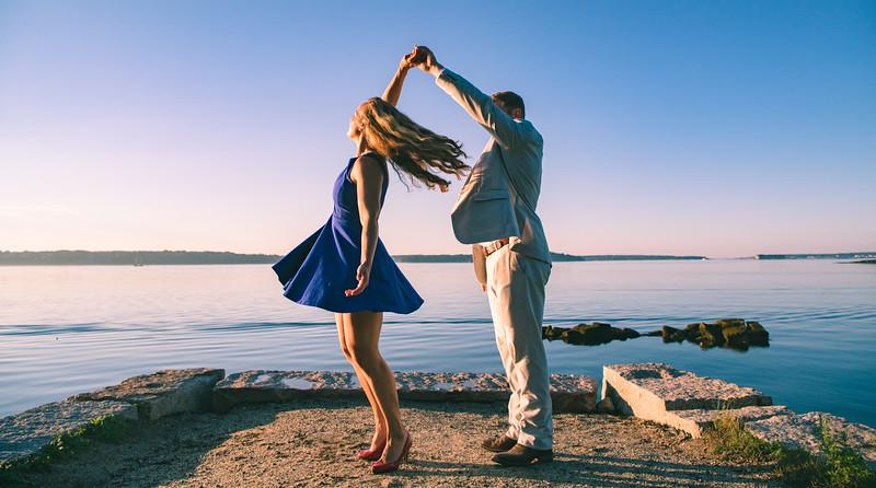 Engagement/Wedding Photography Sample