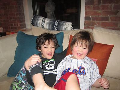 Dylan & Skylar--February 2012