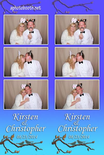 Kirsten & Christopher