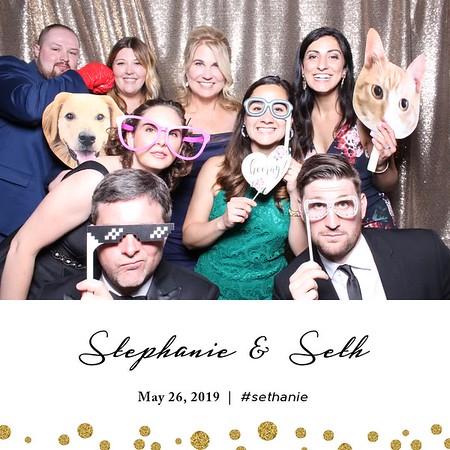 Stephanie & Seth • 5.26.2019