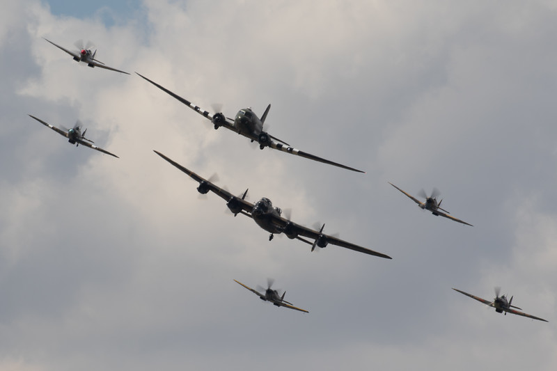 RAF Fly-Past