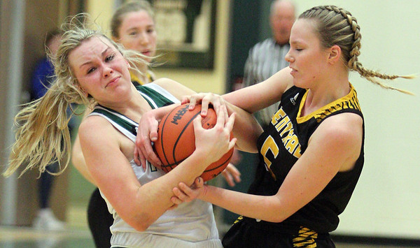 Basketball: TC Central at TC West girls, March 4, 2020