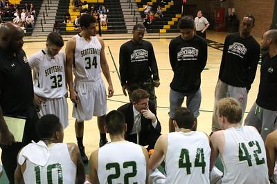 2015-2016 Scottsdale Basketball vs Chandler Gilbert 1-30-16