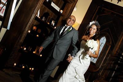 Servando & Kenia's wedding reception