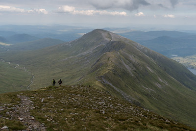 Carn Eighe and Mam Sodhail July 2018