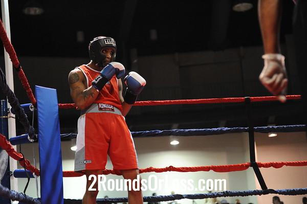 Matthew McGuire (Unattached) vs Michael Lewis (Downtown B.C.)  178 Pound_Sub_Novice Bout # 9