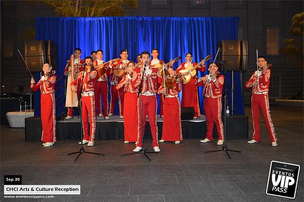 CHCI Arts & Culture Reception | Tue, Sep 30
