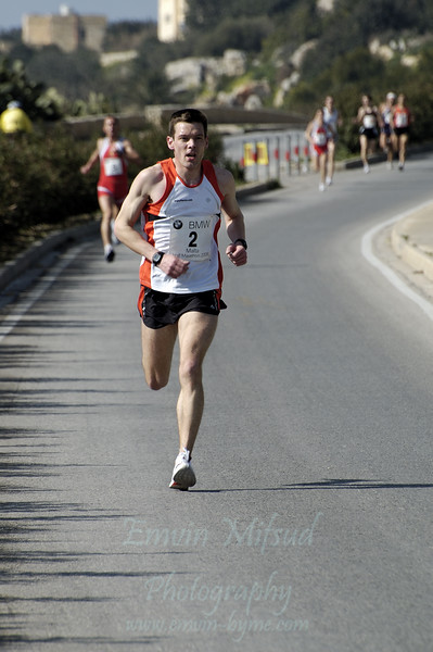 BMW Malta Marathon 2008