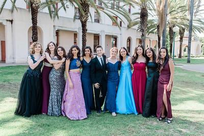 Mt Carmel Prom 2019