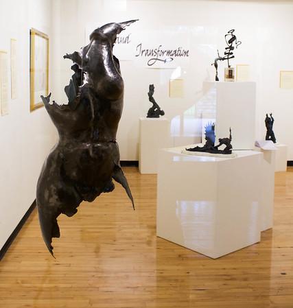"""""""Art & Transformation"""" - Tim Holmes Exhibit (8.23.18)"""