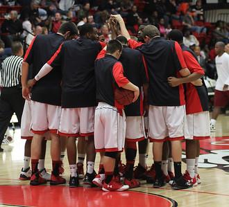 Men's Basketball vs. Winthrop