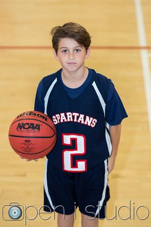2016 Middle School JV Basketball