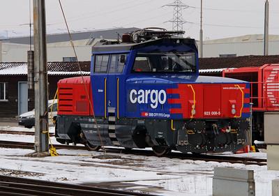 SBB Class 923