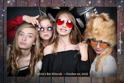 2016 Olivia Bat Mitzvah
