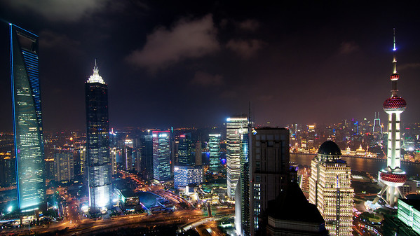 Shanghai Shots
