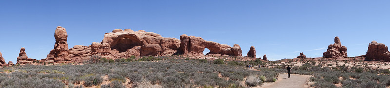 Arches-Canyon Land- NP