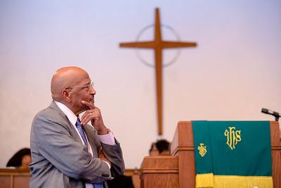 Pastor Clyde Carter