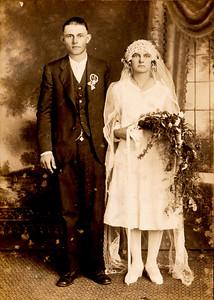 Rajmund and Rosalia Malinowska Kopech (Kopec)
